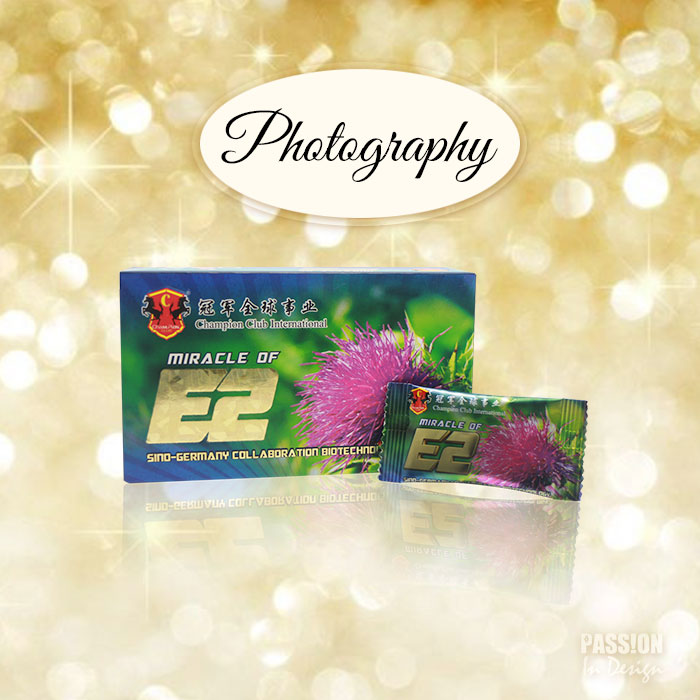 E-250 Product Photography