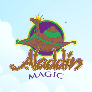 Aladdin Magic Logo