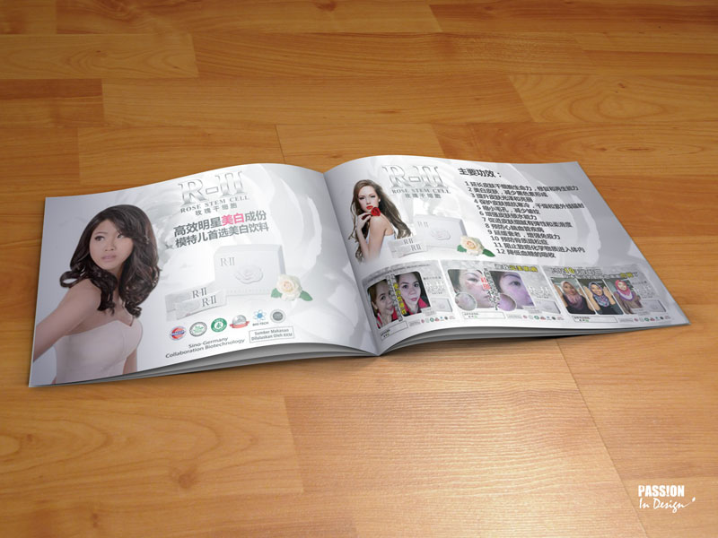 Booklet Design 小本子 3