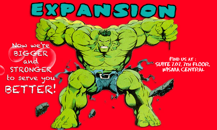 Costumes Empire Slide Hulk Banner Design