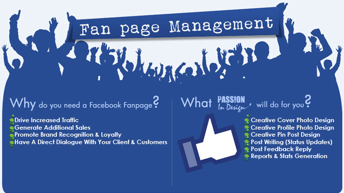 Why Fan Page Management