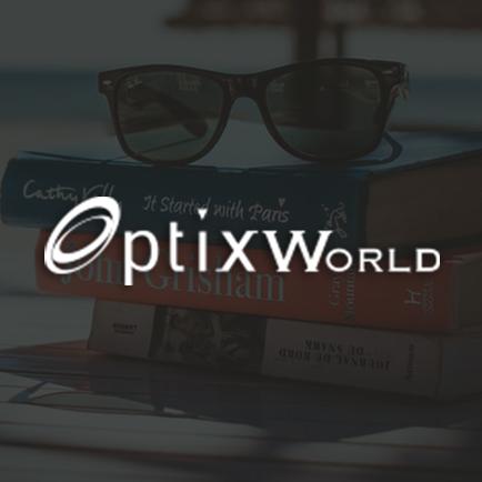 Business Website Design for Optixworld